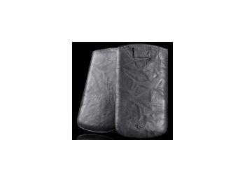 Telone Special Creased álló kihúzhatós bőrtok Samsung i