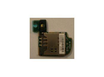 Sony MT25 Xperia Neo L sim kártya olvasós átvezető fólia*