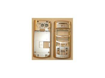 LG 7050 komplett ház ezüst*