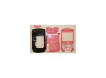 Blackberry 9300 Curve komplett ház pink*
