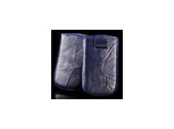 Telone Special Creased álló kihúzhatós bőrtok Apple iPh