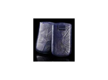 Telone Special Creased álló kihúzhatós bőrtok Samsung S