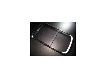 Samsung S3350 Chat 335 előlap keret fehér*