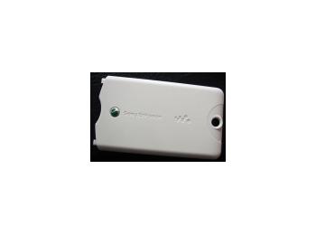 Sony Ericsson W205 akkufedél fehér*