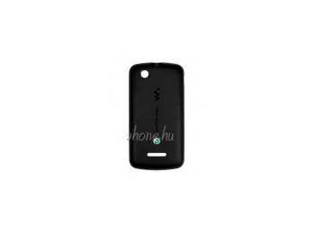 Sony Ericsson W100 Spiro akkufedél fekete*