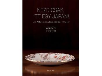 Nézd csak, itt egy japán! – Az Altató borítójának t�