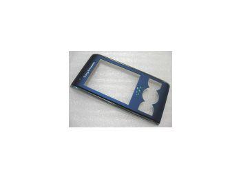 Sony Ericsson W595 előlap kék*