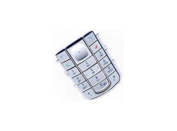 Nokia 6230 billentyűzet ezüst
