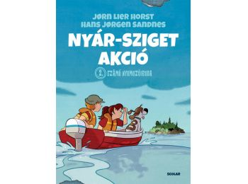 Nyár-sziget akció (2. számú nyomozóiroda 5. kötet)