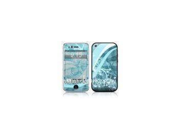 Matrica iPhone 3G,  3GS-re FloresAqua*