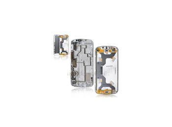 Nokia N97 nyitómechanika átvezető fóliával fekete (swap)