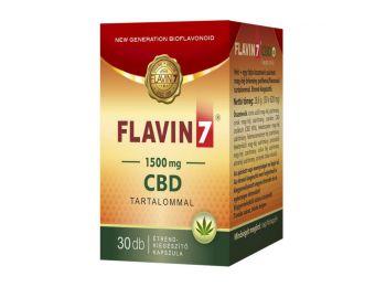 Flavin 7 cbd kapszula 30db