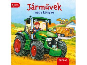 Járművek nagy könyve