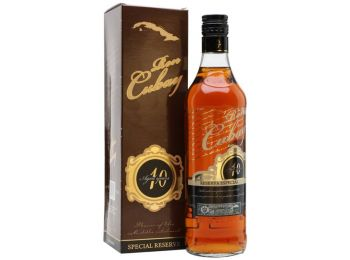 Ron Cubay Anejo Superior 10 éves rum 0,7L 40%