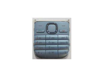 Nokia C2-01 billentyűzet világoskék*