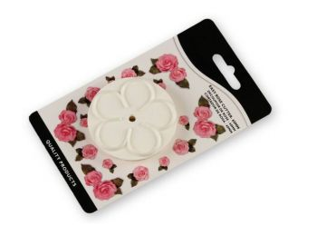 10 cm-es rózsaszirom kiszúró