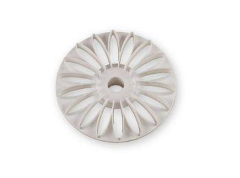 10,5 cm-es százszorszép fondant kiszúró