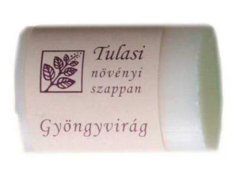 Tulasi szappan gyöngyvirág