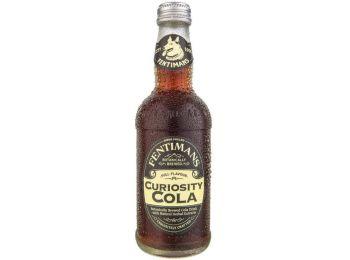 Fentimans Curiosity Cola fűszeres kóla 0,125L