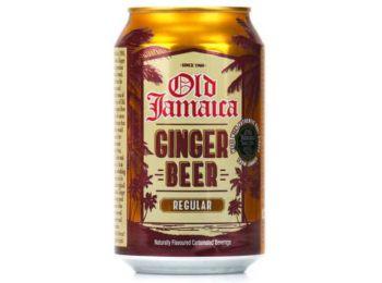 Old Jamaica gyömbérsör 0,33L
