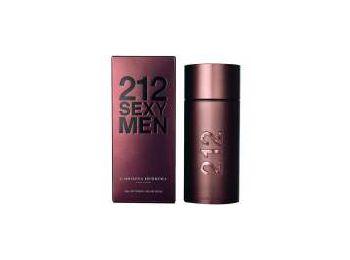 Carolina Herrera 212 Sexy EDT férfi parfüm 50 ml
