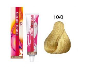 Wella Professionals Color Touch tartós hajszínező 10/0