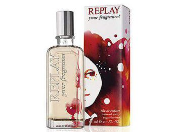 Replay Your Fragrance EDT női parfüm, 20 ml