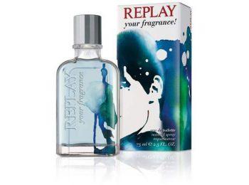 Replay Your Fragrance EDT férfi parfüm, 30 ml