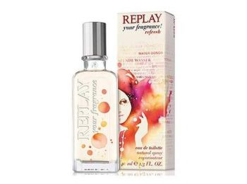 Replay Your Fragrance Refresh EDT női parfüm, 20 ml