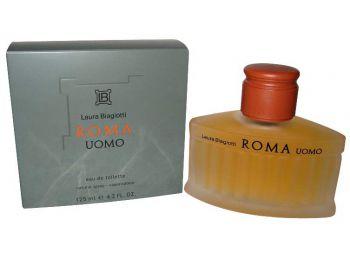 Laura Biagiotti Roma EDT férfi parfüm, 75 ml