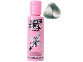 Crazy Color hajszínező krém 75 ml, 027 Silver