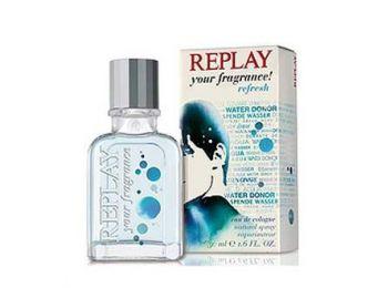 Replay Your Fragrance Refresh EDT férfi parfüm, 30 ml