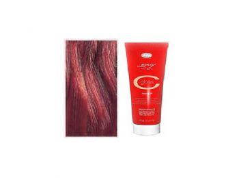 Lisap Easy C-Gloss hajszínező krém Tűz Vörös, 175 ml