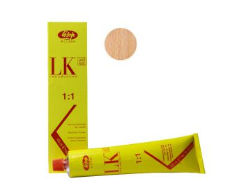Lisap LK hajfesték 100 ml, 10/3 Extra világos arany platin