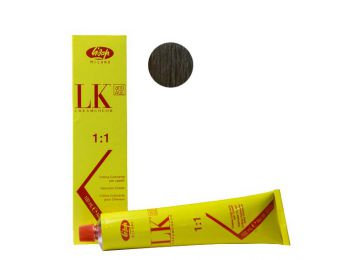 Lisap LK hajfesték 100 ml, 4/17 Grafit