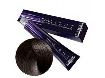 Loreal Dialight tartós hajszínező 5, 50 ml