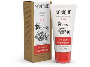 Nonique Anti Aging éjszakai regeneráló krém érett bőrre, 50 ml