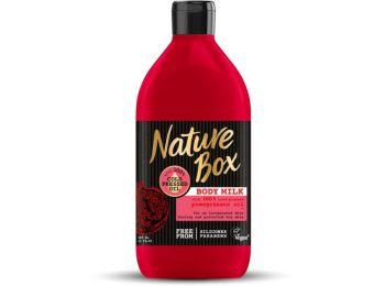 Nature Box  gránátalma testápoló, 385 ml