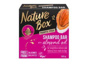 Nature Boxszilárd mandula sampon vékonyszálú hajra, 85