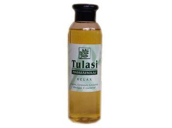 Tulasi Relax masszázsolaj, 250 ml