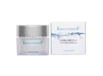 Krauterhof Hyaluron Phytocomplex nappali krém, 50 ml
