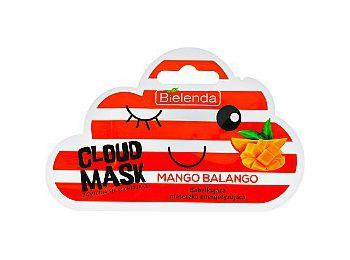 Bielenda Cloud Mask mangó és papaya energizáló hatású