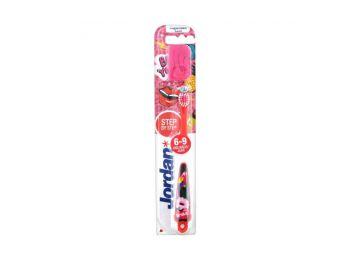Jordan Soft gyermek fogkefe 6-9, 1 db