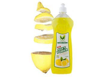 Soft Power mosogatószer citrom illattal (5 liter)