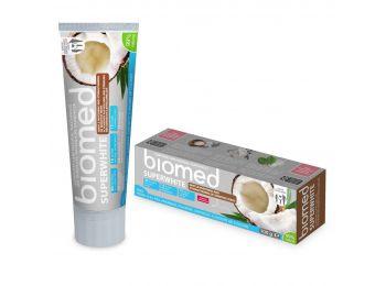 Biomed Super White fogkrém, 100 ml
