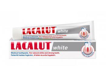 Lacalut White fogkrém, 75 ml