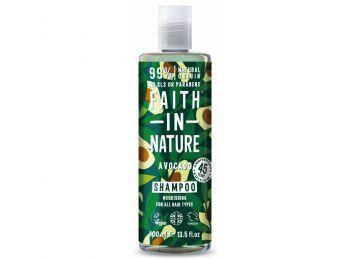 Faith In Nature avokádós sampon, 400 ml