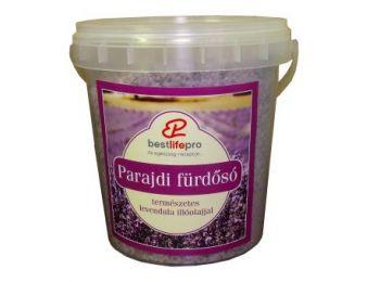 Parajdi fürdősó levendula illóolajjal, 1000 g