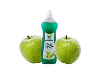 Soft Power mosogatószer zöld alma illattal (1 liter)