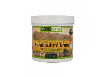 Herbioticum teafaolajos sarokpuhító krém, 250 ml